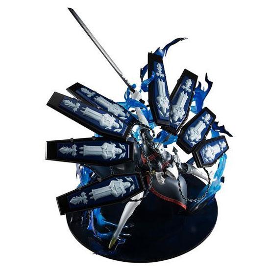 ゲームキャラクターズコレクションDX ペルソナ3「タナトス」メガハウス フィギュアが一部店舗限定で予約開始! 0725hobby-tanatos-IM003