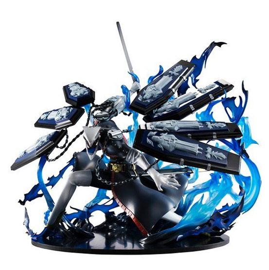 ゲームキャラクターズコレクションDX ペルソナ3「タナトス」メガハウス フィギュアが一部店舗限定で予約開始! 0725hobby-tanatos-IM007
