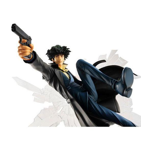 カウボーイビバップ「スパイク/フェイ」1st GIG メガハウス フィギュアが一部店舗限定で予約開始! 0801hobby-cowboy-IM003