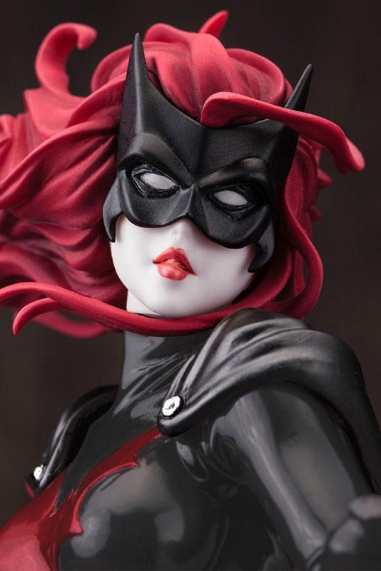 DC COMICS美少女「バットウーマン 2nd Edition」コトブキヤ フィギュアが予約開始! 0808hobby-batwoman-IM003