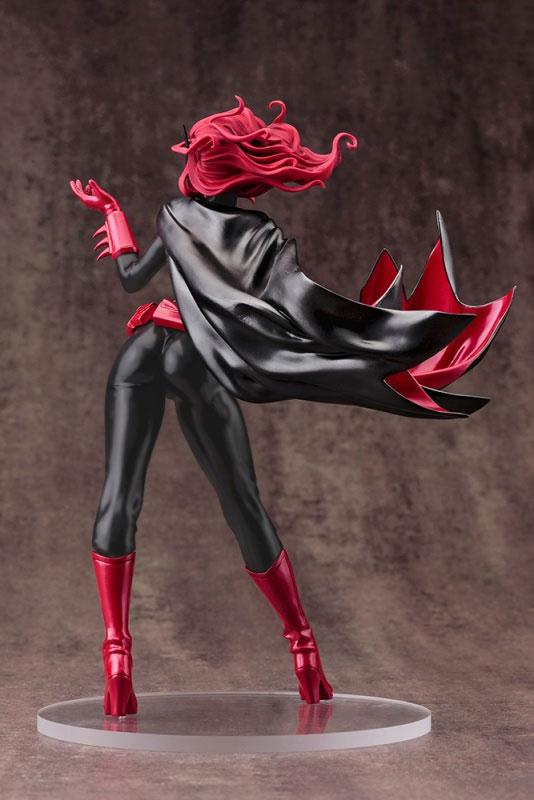 DC COMICS美少女「バットウーマン 2nd Edition」コトブキヤ フィギュアが予約開始! 0808hobby-batwoman-IM004