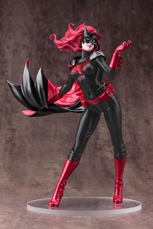 DC COMICS美少女「バットウーマン 2nd Edition」コトブキヤ フィギュアが予約開始! 0808hobby-batwoman-IM006