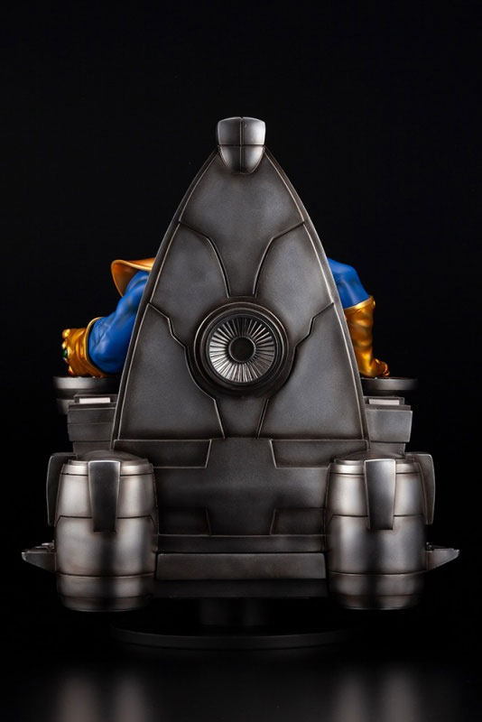 「サノス オン スペーススローン」ファインアートスタチュー コトブキヤが予約開始!眼とガントレットはLEDで発光! 0822hobby-thanos-IM005