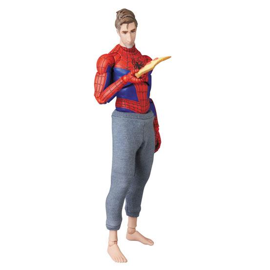 マフェックス『スパイダーバース』「SPIDER-MAN (Peter B. Parker)」可動フィギュアが予約開始! 0824hobby-spiderman-IM002