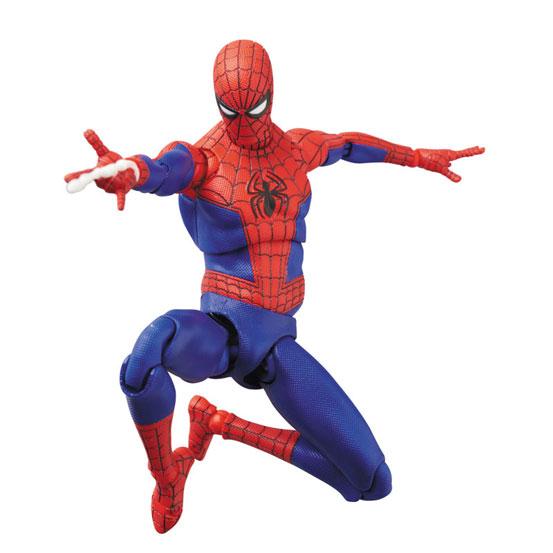 マフェックス『スパイダーバース』「SPIDER-MAN (Peter B. Parker)」可動フィギュアが予約開始! 0824hobby-spiderman-IM003