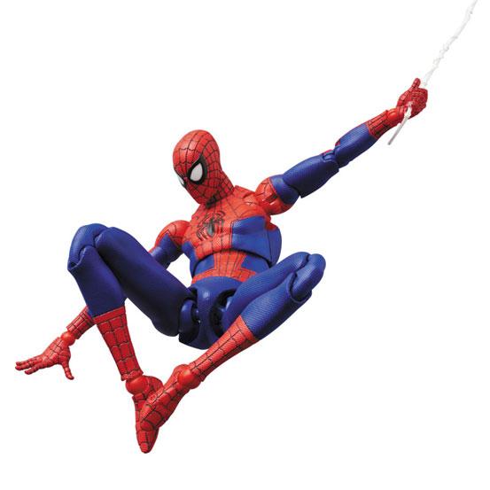 マフェックス『スパイダーバース』「SPIDER-MAN (Peter B. Parker)」可動フィギュアが予約開始! 0824hobby-spiderman-IM004