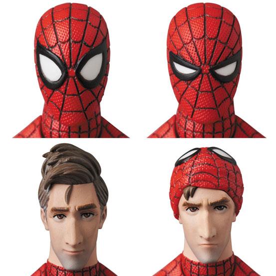 マフェックス『スパイダーバース』「SPIDER-MAN (Peter B. Parker)」可動フィギュアが予約開始! 0824hobby-spiderman-IM005
