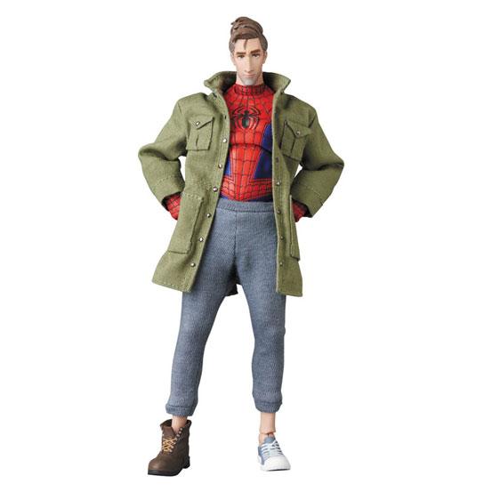 マフェックス『スパイダーバース』「SPIDER-MAN (Peter B. Parker)」可動フィギュアが予約開始! 0824hobby-spiderman-IM007