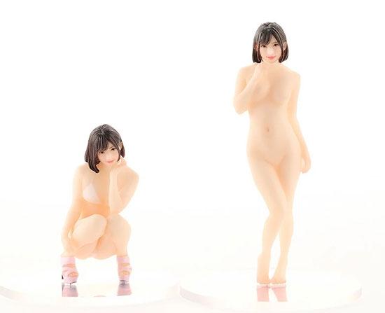 PLAMAX Naked Angel 1/20「麻里梨夏」マックスファクトリー プラモデルが予約開始! 0903hobby-maririka-IM003