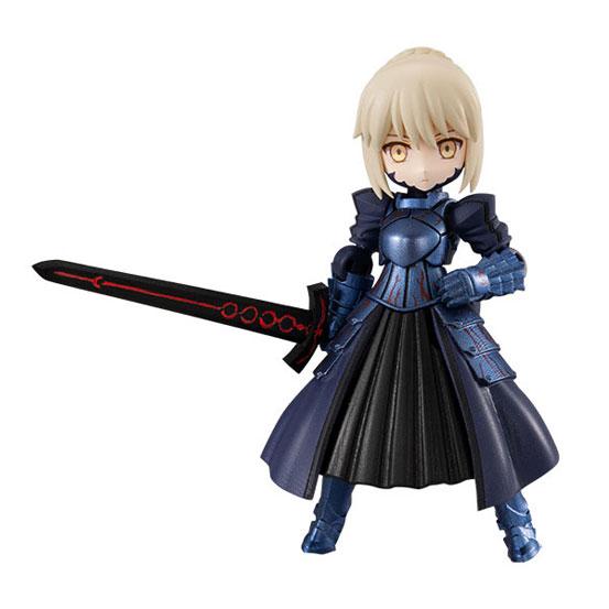 【入荷】デスクトップアーミー Fate/Grand Order 第4弾 3個入りBOX が登場!〔オルタ〕3種がラインナップ! 0904hobby-DTA-IM002