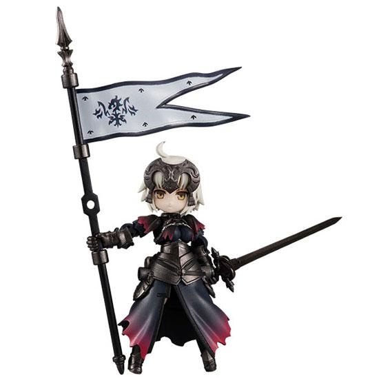 【入荷】デスクトップアーミー Fate/Grand Order 第4弾 3個入りBOX が登場!〔オルタ〕3種がラインナップ! 0904hobby-DTA-IM003