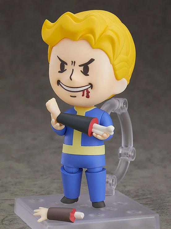 ねんどろいど Fallout ボルトボーイ グッスマ 可動フィギュアが予約開始!顔パーツ4種やヌカコーラなどが付属! 0910hobby-bottleboy-IM003