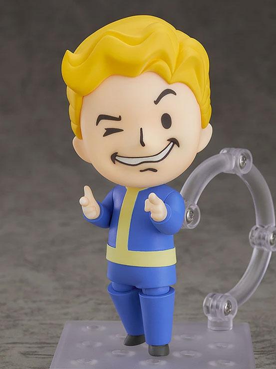 ねんどろいど Fallout ボルトボーイ グッスマ 可動フィギュアが予約開始!顔パーツ4種やヌカコーラなどが付属! 0910hobby-bottleboy-IM004