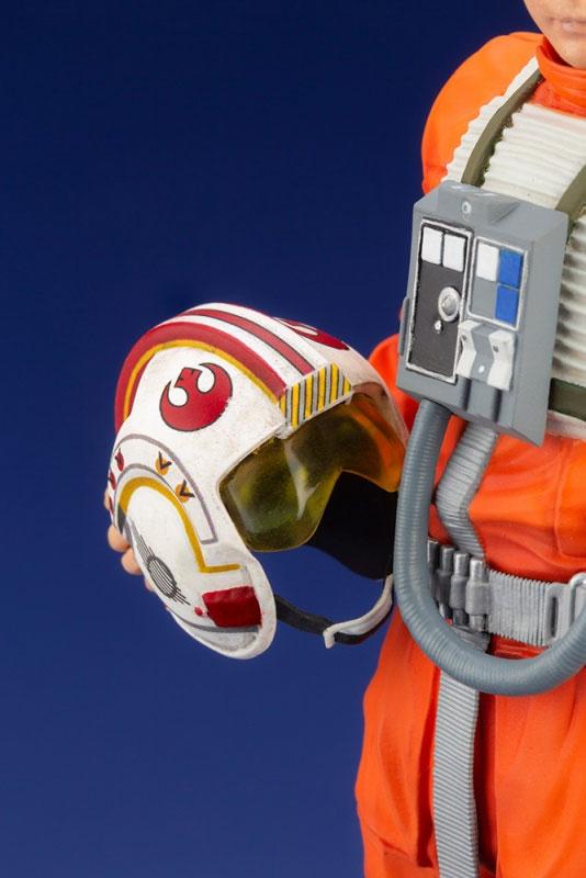 ARTFX+ ルーク・スカイウォーカー X-WINGパイロット『スター・ウォーズ』コトブキヤ フィギュアが予約開始! 0912hobby-SW-Luke-IM003