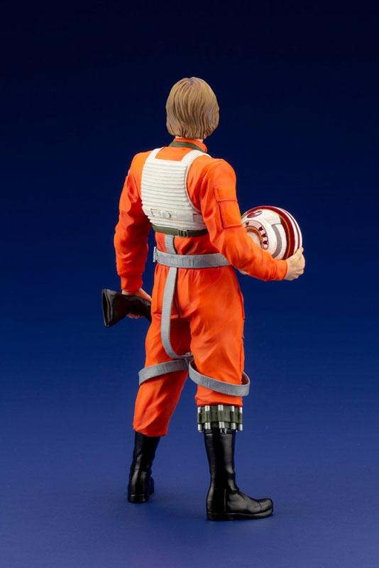ARTFX+ ルーク・スカイウォーカー X-WINGパイロット『スター・ウォーズ』コトブキヤ フィギュアが予約開始! 0912hobby-SW-Luke-IM005