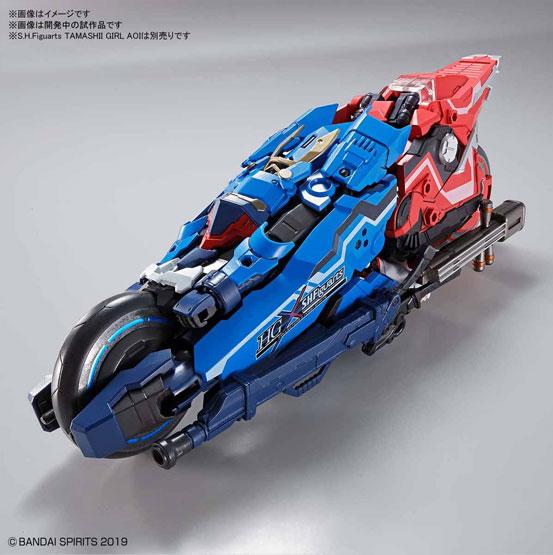 「S.H.Figuarts TAMASHII GIRL AOI」と「HG 蒼流丸」が予約開始!合体させてバイク形態に変形! 0927hobby-aoi-IM007