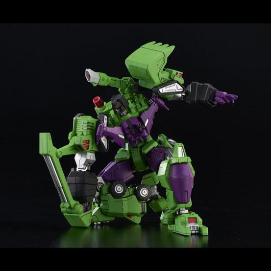 【ムーンベース 入荷】風雷模型 Devastator/デバステーター Flame Toys プラモデルが登場! 1003hobby-flametoys-IM002
