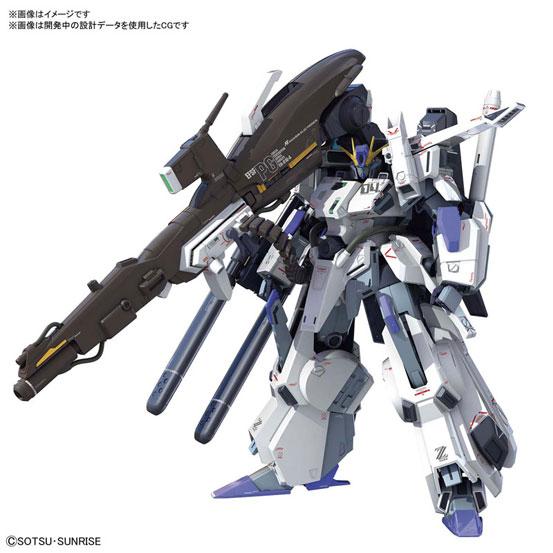 MG 1/100 ガンダムセンチネル FAZZ Ver.Ka バンダイ プラモデルが再販予約開始! 1004hobby-fazz-IM001