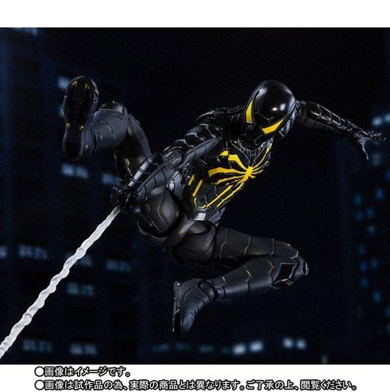 S.H.Figuarts スパイダーマン アンチオック・スーツ(Marvel's Spider-Man) がプレバン限定で予約開始! 1011hobby-spidy-IM001