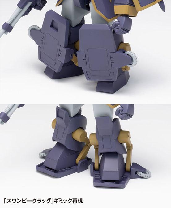 1/35 装甲騎兵ボトムズ ベルゼルガWP[ST版] ウェーブ プラモデルが予約開始!カスタムATのフル可動モデル! 1016hobby-botoms-IM006