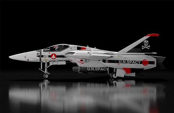 【入荷】PLAMAX MF-45 minimum factory VF-1 ファイター バルキリー プラモデルが登場! 1018hobby-vf-1-IM001
