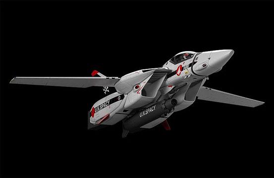 【入荷】PLAMAX MF-45 minimum factory VF-1 ファイター バルキリー プラモデルが登場! 1018hobby-vf-1-IM002