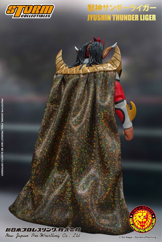 【入荷】新日本プロレス 獣神サンダーライガー ストームコレクティブルズ 可動フィギュアが再販で登場! 1105hobby-riger-IM005