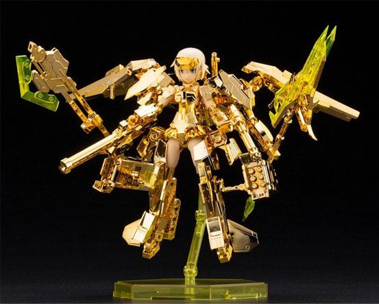 FAガール 轟雷改 ~最終戦仕様~ ゴールドメッキエディション プラモデルが公式限定で予約開始! 1111hobby-gourai-IM001