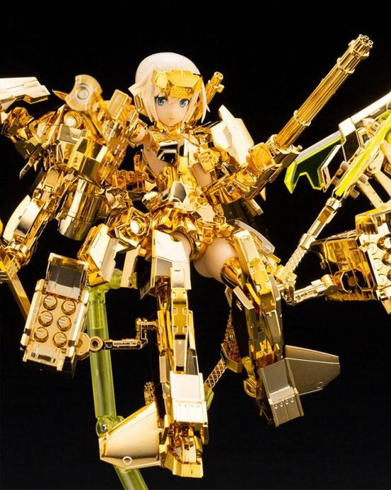 FAガール 轟雷改 ~最終戦仕様~ ゴールドメッキエディション プラモデルが公式限定で予約開始! 1111hobby-gourai-IM003