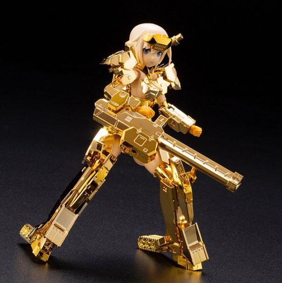 FAガール 轟雷改 ~最終戦仕様~ ゴールドメッキエディション プラモデルが公式限定で予約開始! 1111hobby-gourai-IM005