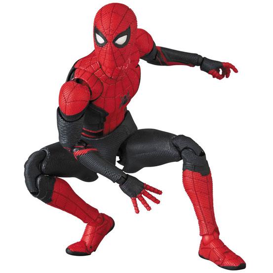 マフェックス No.113 MAFEX SPIDER-MAN Upgraded Suit可動フィギュアが予約開始! 1115hobby-spidy-IM001