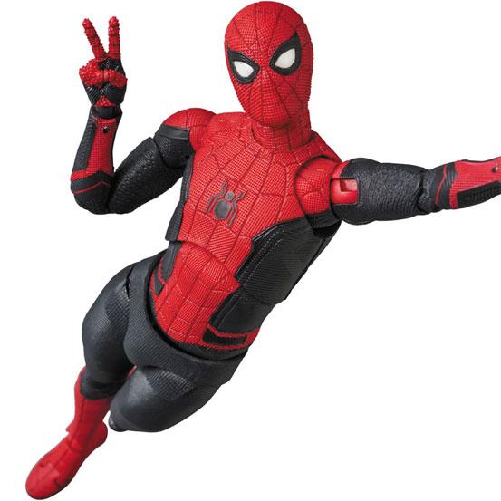 マフェックス No.113 MAFEX SPIDER-MAN Upgraded Suit可動フィギュアが予約開始! 1115hobby-spidy-IM002