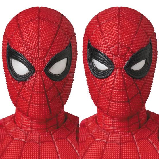 マフェックス No.113 MAFEX SPIDER-MAN Upgraded Suit可動フィギュアが予約開始! 1115hobby-spidy-IM003