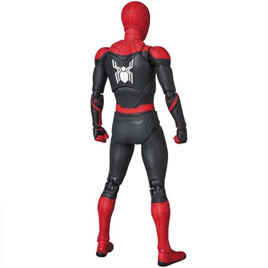 マフェックス No.113 MAFEX SPIDER-MAN Upgraded Suit可動フィギュアが予約開始! 1115hobby-spidy-IM004