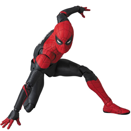 マフェックス No.113 MAFEX SPIDER-MAN Upgraded Suit可動フィギュアが予約開始! 1115hobby-spidy-IM005
