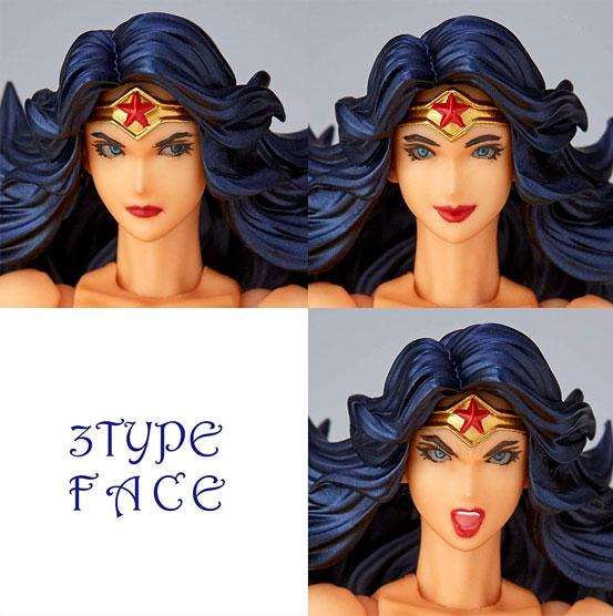アメイジング・ヤマグチ No.017 Wonder Woman(ワンダーウーマン) 可動フィギュアが予約開始! 1213hobby-wonderwoman-IM001