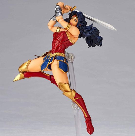 アメイジング・ヤマグチ No.017 Wonder Woman(ワンダーウーマン) 可動フィギュアが予約開始! 1213hobby-wonderwoman-IM004
