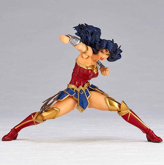 アメイジング・ヤマグチ No.017 Wonder Woman(ワンダーウーマン) 可動フィギュアが予約開始! 1213hobby-wonderwoman-IM005
