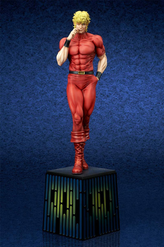 COBRA THE SPACE PIRATE コブラ キューズQ フィギュアが予約開始!筋肉隆々の体で立体化! 1226hobby-cobra-IM005
