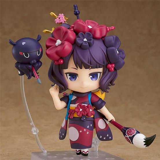 ねんどろいど Fate/Grand Order フォーリナー/葛飾北斎 グッスマ 可動フィギュアが予約開始! 1226hobby-hokusai-IM001