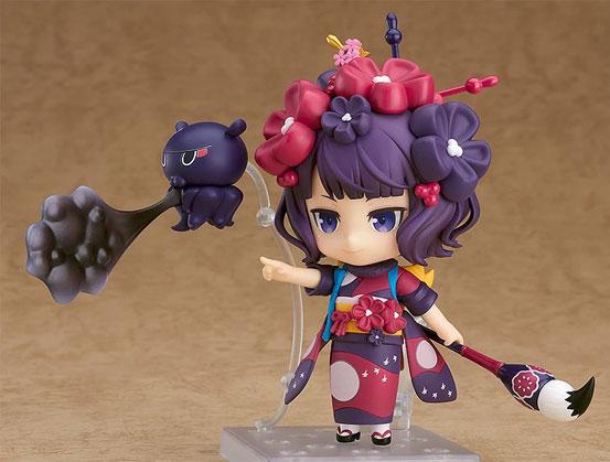 ねんどろいど Fate/Grand Order フォーリナー/葛飾北斎 グッスマ 可動フィギュアが予約開始! 1226hobby-hokusai-IM002