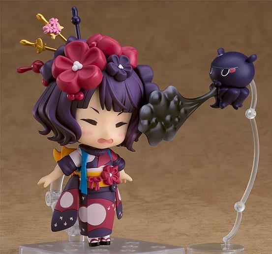 ねんどろいど Fate/Grand Order フォーリナー/葛飾北斎 グッスマ 可動フィギュアが予約開始! 1226hobby-hokusai-IM003
