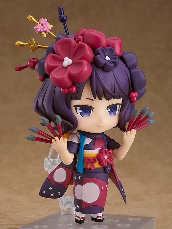 ねんどろいど Fate/Grand Order フォーリナー/葛飾北斎 グッスマ 可動フィギュアが予約開始! 1226hobby-hokusai-IM004