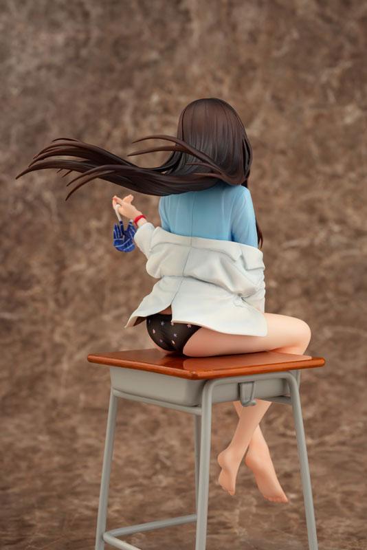【入荷】僕の恋人、蘭先輩 -放課後のひととき- illustration by 和遥キナ ダイキ工業 フィギュアが登場! 0120hobby-senpai-IM001