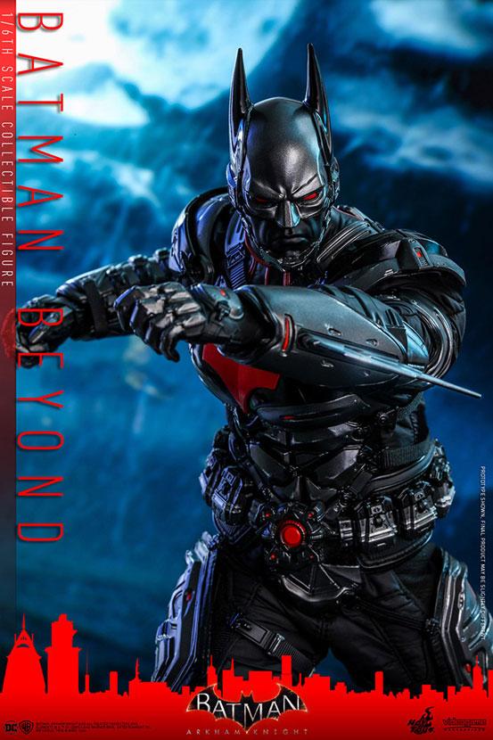 ビデオゲーム・マスターピース 『バットマン:アーカム・ナイト』 バットマン(ザ・フューチャー 版) 可動フィギュアが予約開始! 0123hobby-batman-IM003