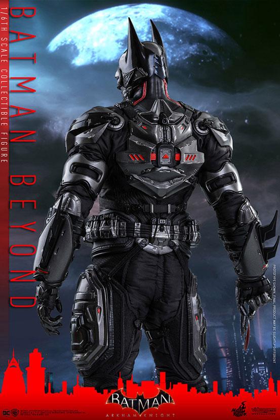 ビデオゲーム・マスターピース 『バットマン:アーカム・ナイト』 バットマン(ザ・フューチャー 版) 可動フィギュアが予約開始! 0123hobby-batman-IM004