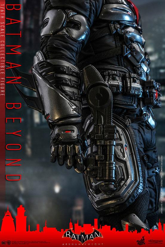 ビデオゲーム・マスターピース 『バットマン:アーカム・ナイト』 バットマン(ザ・フューチャー 版) 可動フィギュアが予約開始! 0123hobby-batman-IM005