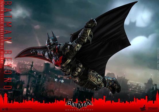 ビデオゲーム・マスターピース 『バットマン:アーカム・ナイト』 バットマン(ザ・フューチャー 版) 可動フィギュアが予約開始! 0123hobby-batman-IM006