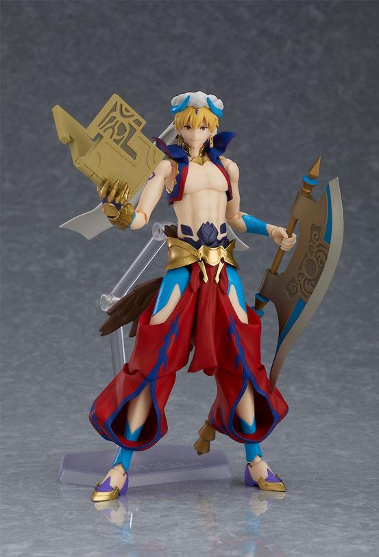 figma Fate/Grand Order ギルガメッシュ マックスファクトリー 可動フィギュアが予約開始! 0128hobby-gil-IM006