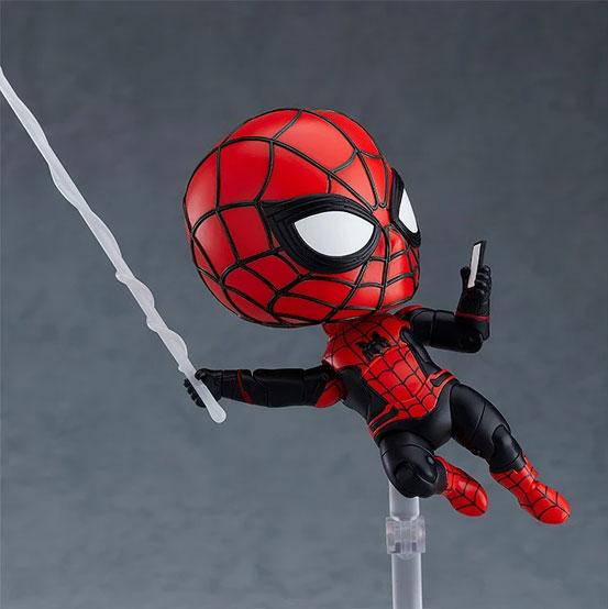 ねんどろいど スパイダーマン ファー・フロム・ホーム Ver. DX/通常版 可動フィギュアが予約開始! 0130hobby-spidy-IM003